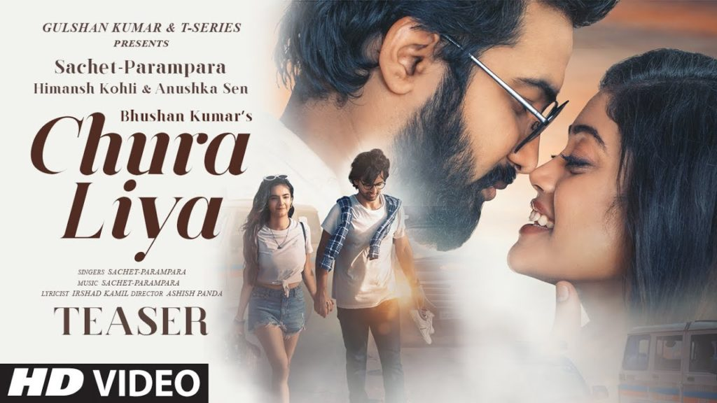 Chura Liya Lyrics - Sachet Tandon, Parampara Tandon