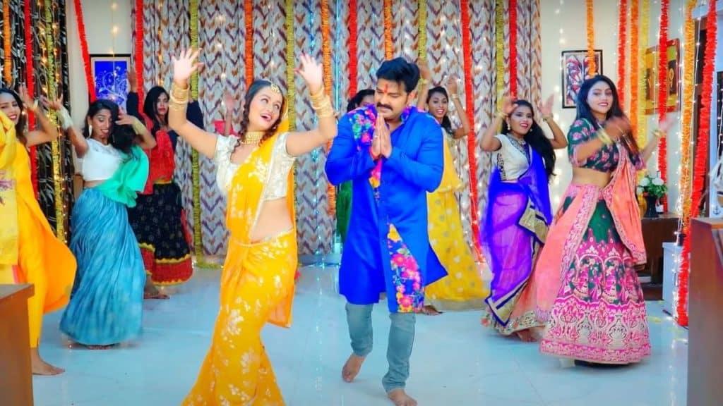 Gaon Ke Dashahra Lyrics - Pawan Singh