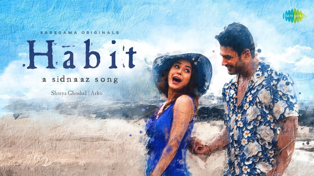 Habit Lyrics - Shreya Ghoshal & Arko