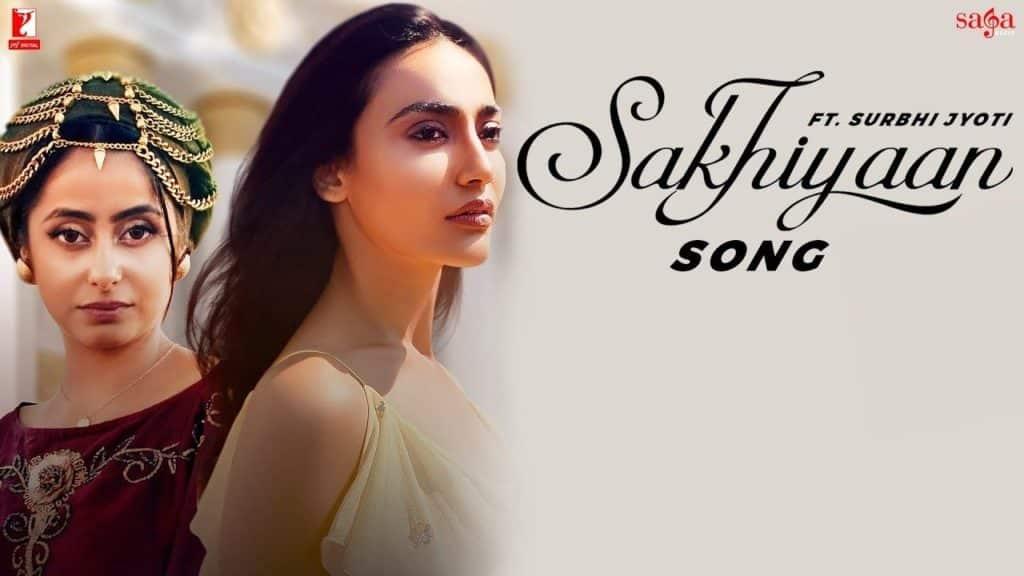 Sakhiyaan Lyrics - Simar Sethi