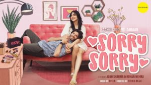 Sorry Sorry Lyrics - Raashi Sood And Zaraan