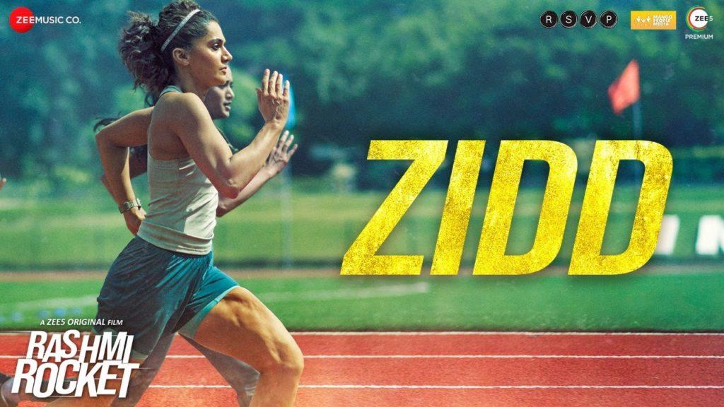 Zidd Lyrics - Rashmi Rocket